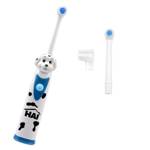 Cartoon Pattern Oral Electric Toothbrush Image 3