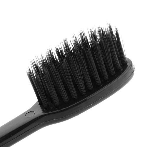 Soft Bamboo Charcoal 4 Pieces Toothbrush Image 4