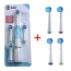 Electric Toothbrush With 8 Brush Head Image 4
