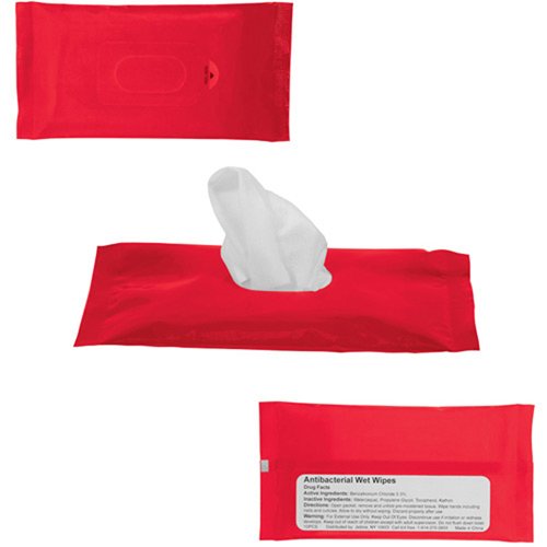 Re-Sealable Sanitizer Wipes Image 2