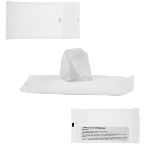 Re-Sealable Sanitizer Wipes Image 3