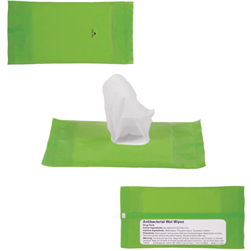Re-Sealable Sanitizer Wipes Image 4
