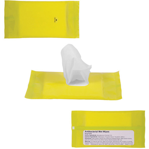 Re-Sealable Sanitizer Wipes Image 5