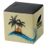 Mini Cube Tissue Wipes Box Image 2