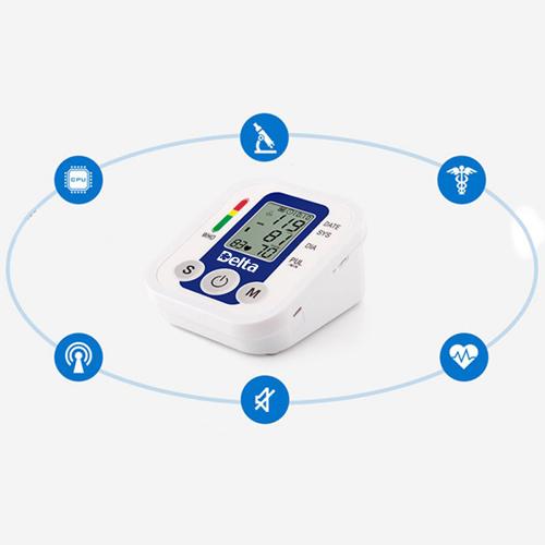 Digital Blood Pressure Monitor  Image 4