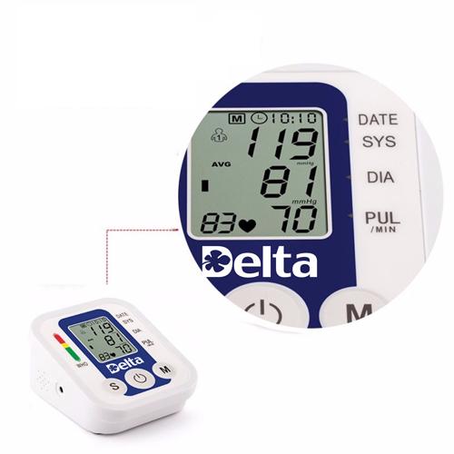 Digital Blood Pressure Monitor  Image 6