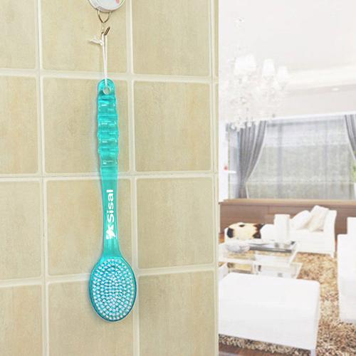 Bath Shower Back Spa Scrubber Image 2
