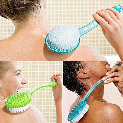Bath Shower Back Spa Scrubber Image 5