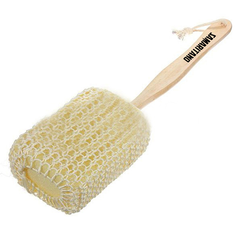 Handheld Shower Sponge Scrubber Image 3