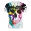 Short Sleeve 3D Printing Mens T Shirts Image 1