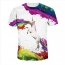Short Sleeve 3D Printing Mens T Shirts Image 8