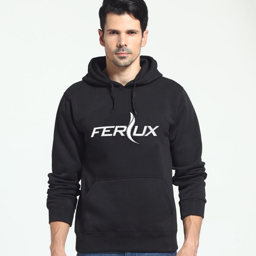Autumn Men Hooded Sweatshirt Image 1