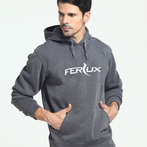 Autumn Men Hooded Sweatshirt Image 2