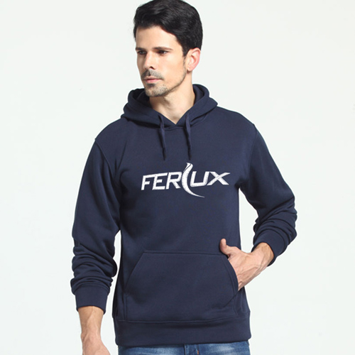 Autumn Men Hooded Sweatshirt Image 4
