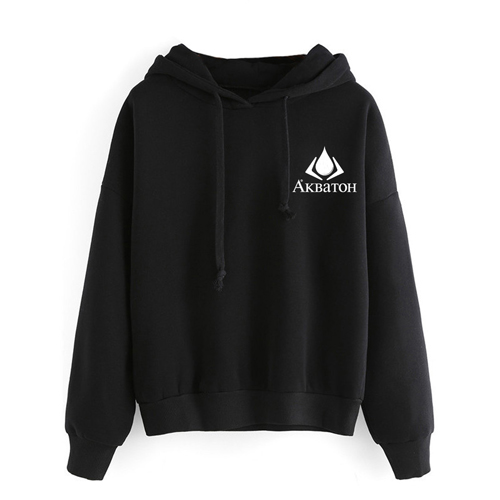 Pullover Women Hooded Sweatshirt Image 1