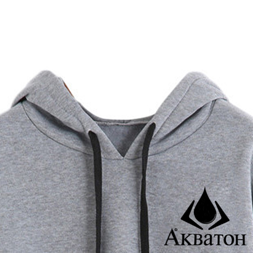 Pullover Women Hooded Sweatshirt Image 3