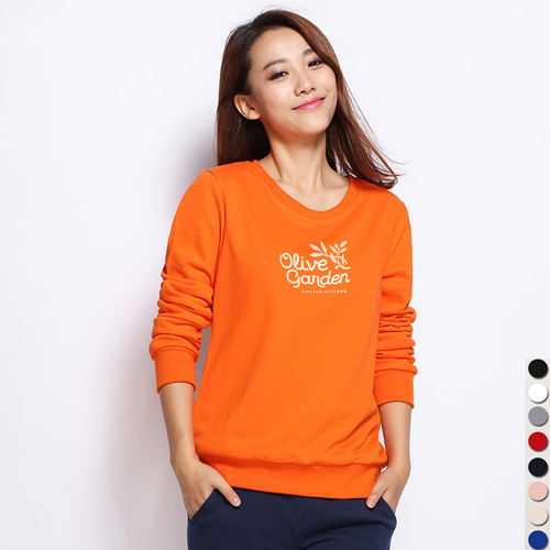 Long Sleeve Female Pullover