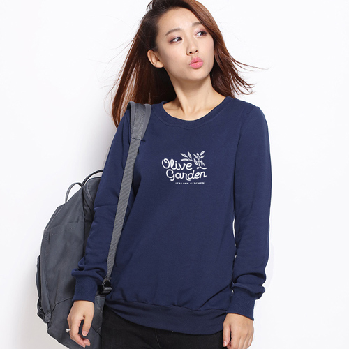 Long Sleeve Female Pullover Image 1