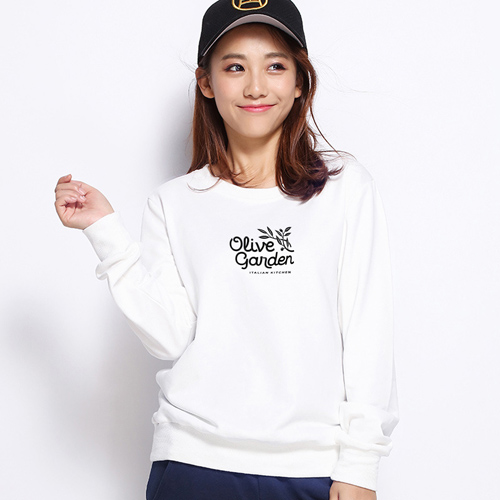 Long Sleeve Female Pullover Image 2
