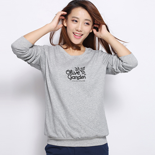 Long Sleeve Female Pullover Image 3