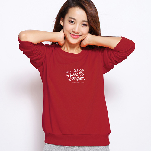 Long Sleeve Female Pullover Image 4