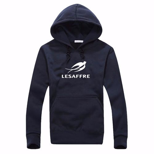 Fleece Hip Hop Sportswear Hoodie Image 1