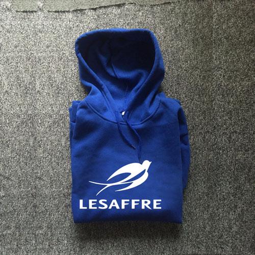 Fleece Hip Hop Sportswear Hoodie Image 3