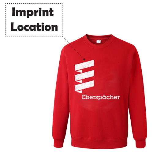 Autumn Mens Pullover Sweatshirts Imprint Image