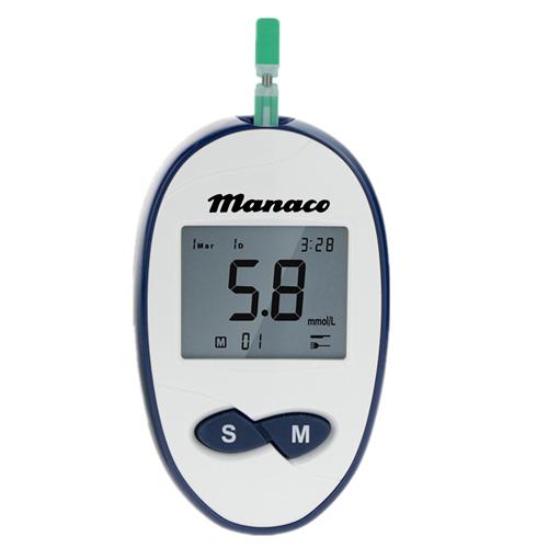 Blood Glucose Diabetic Test Meter