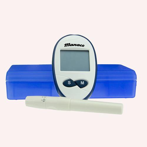 Blood Glucose Diabetic Test Meter Image 2