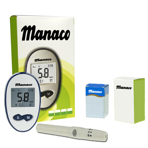 Blood Glucose Diabetic Test Meter Image 5