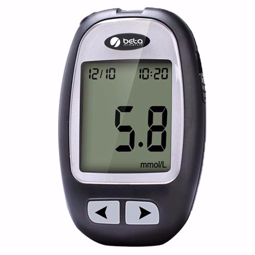Intelligent Medical Blood Glucose Monitoring Meter Image 1