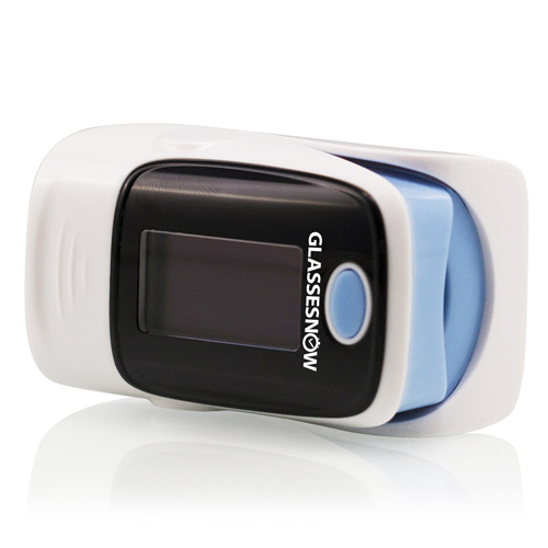 Portable Fingertip Pulse Oximeter Image 4