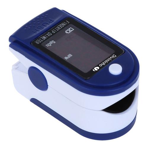 Digital Display Fingertip Pulse Oximeter Image 1