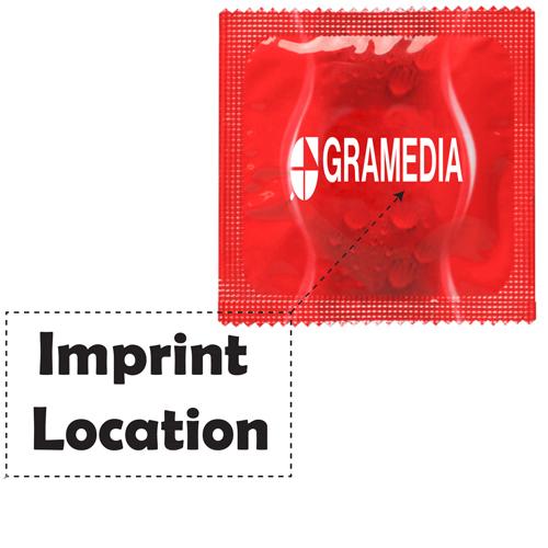 Latex  Condoms Imprint Image