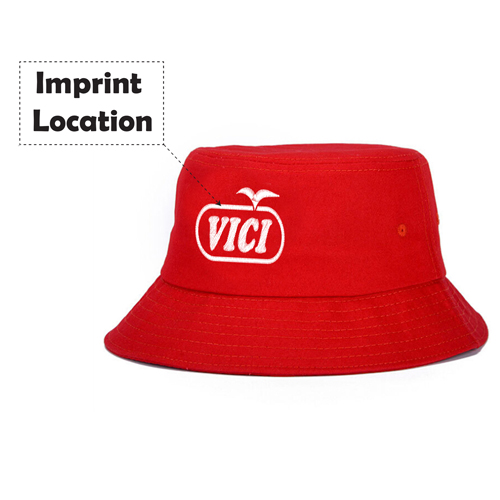 Summer Outdoor Fishing Bucket Hat Imprint Image