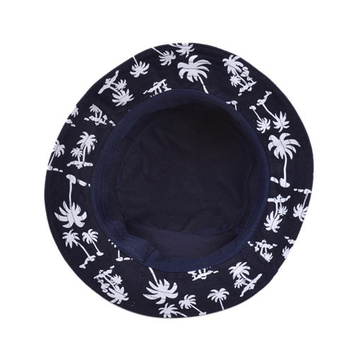 Unisex Print Dome Bucket Hat Image 4
