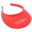 Comfort Plastic Visor Hat Image 1