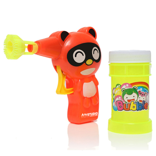 Outdoor Toys Kids Bubble Blower Gun