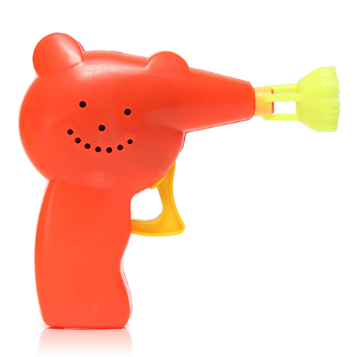 Outdoor Toys Kids Bubble Blower Gun Image 2