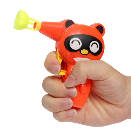 Outdoor Toys Kids Bubble Blower Gun Image 5