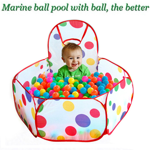 Baby Funny 50 Pieces Beach Ball Image 1