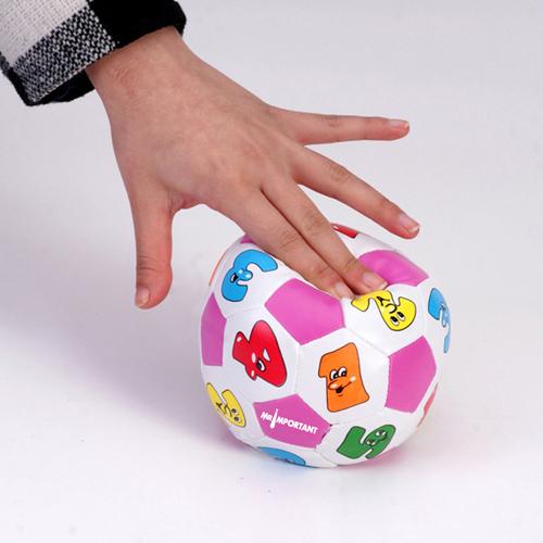 Educational Children Cartoon Soccer Beach Ball