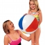 Inflatable 4 Colors Beach Ball