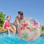 Inflatable Transparent Printed Kids and Adult Beach Ball Image 2