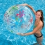 Inflatable Transparent Printed Kids and Adult Beach Ball Image 3