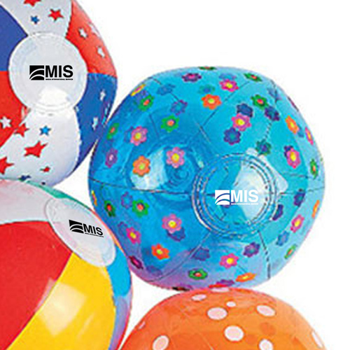 Multi Style Inflatable Ocean Beach Ball Image 3