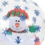 Inflatable Snowman Beach Ball Toys Image 2