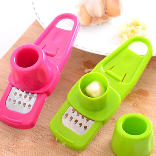 Mini Multifunctional Ginger Garlic Slicer