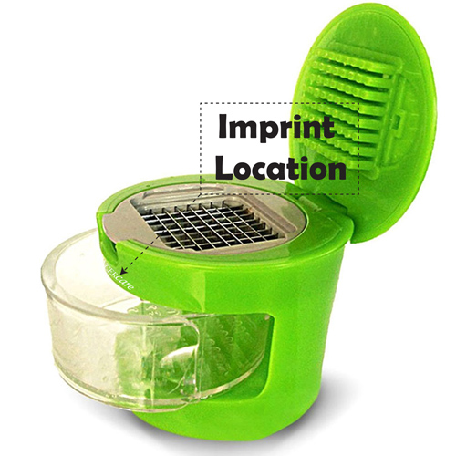Multifunctional Vegetable Garlic Crusher Imprint Image